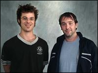 Matt Stone und Trey Parker