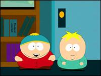 Cartman mit Butters