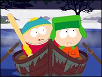 Kyle mit Cartman