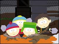 Stan mit seinen Freunden