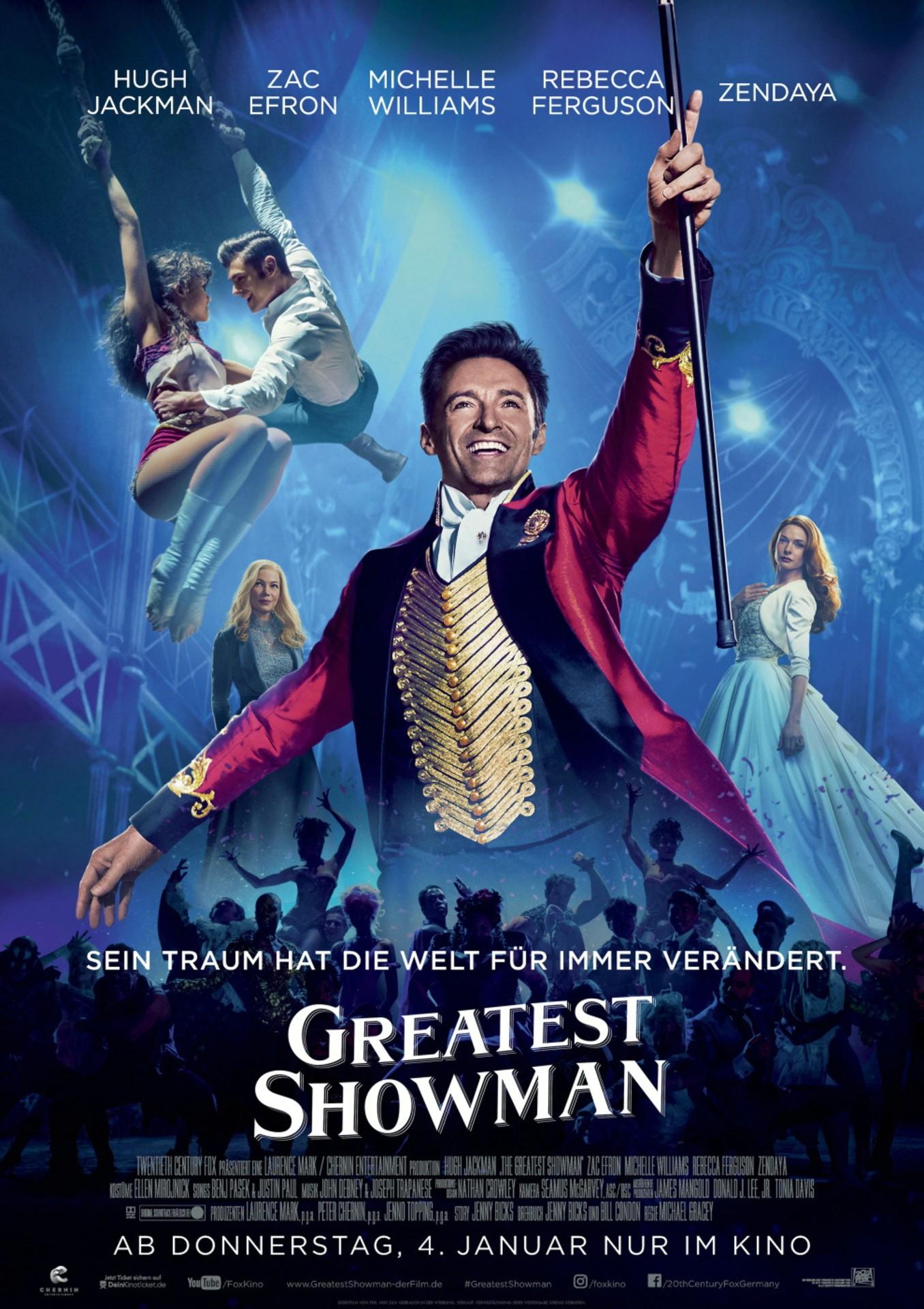 The Greatest Showman Wahre Geschichte