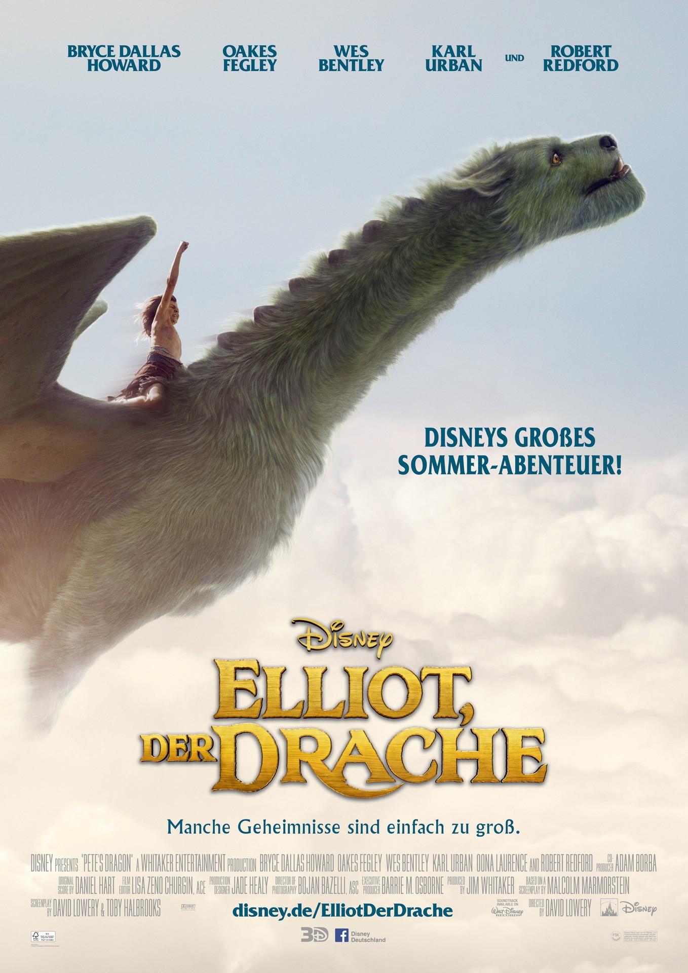 Elliot Der Drache Fsk