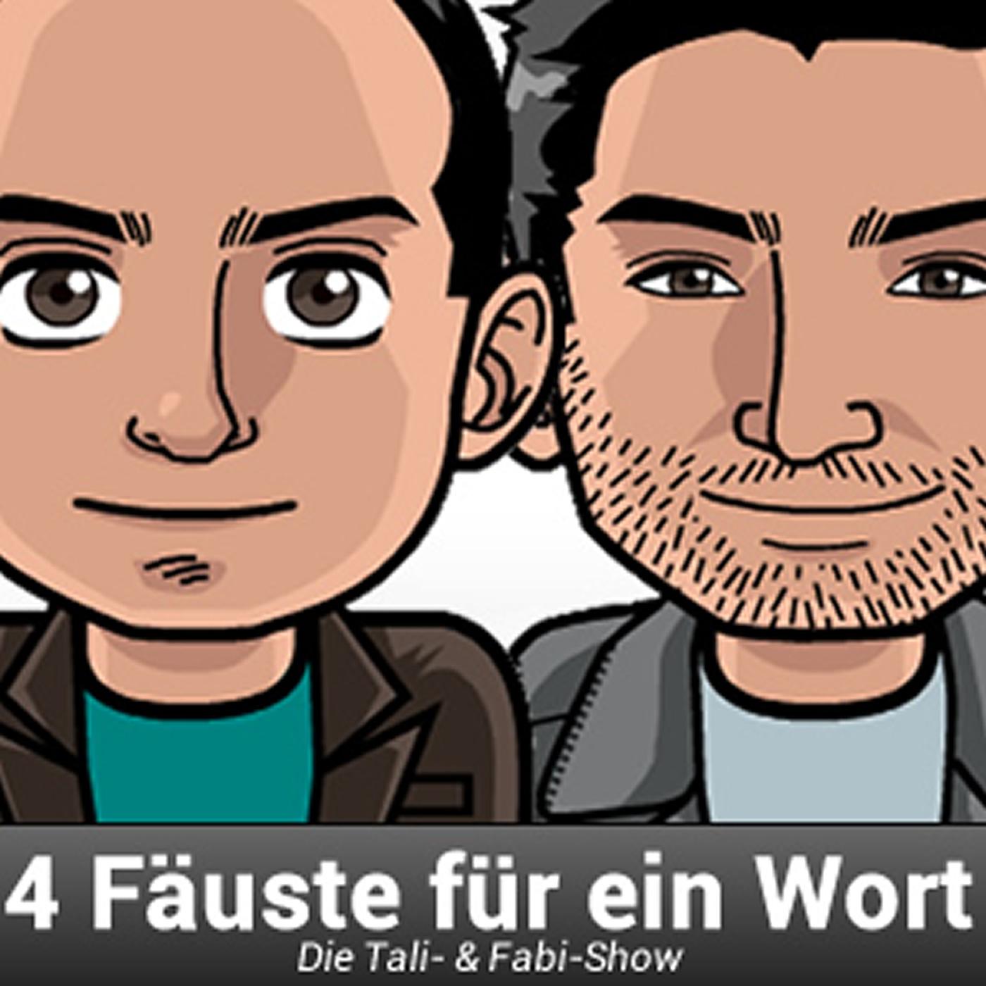 4 Fäuste für ein Wort